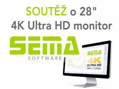 Soutěž 4K monitor