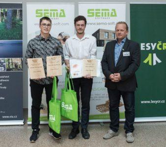 Stavby s vůní dřeva 2018
