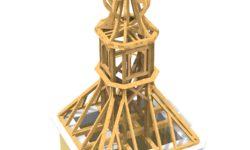 Věž Kostel sv. Martina 1