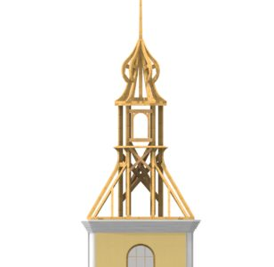 Věž Kostel sv. Martina 2