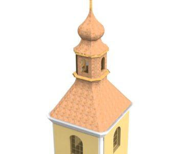 Věž Kostel sv. Martina 7